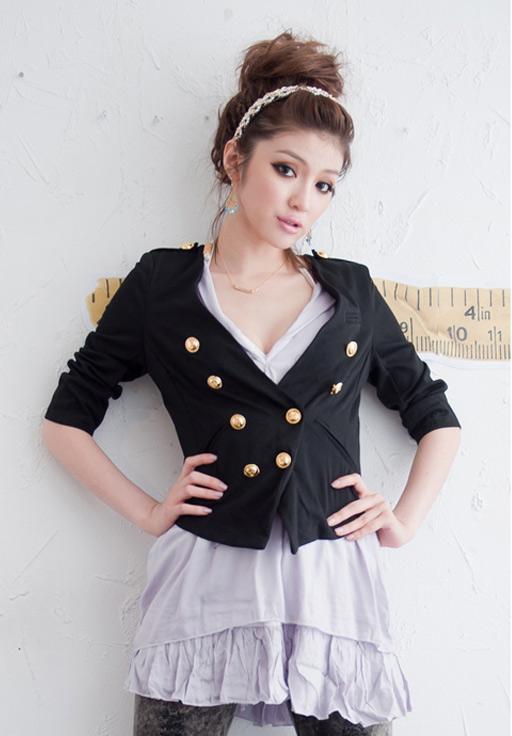 Bí quyết diện vest đẹp cho nữ công sở - 6