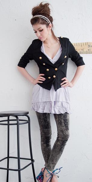 Bí quyết diện vest đẹp cho nữ công sở - 7