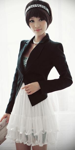 Bí quyết diện vest đẹp cho nữ công sở - 14