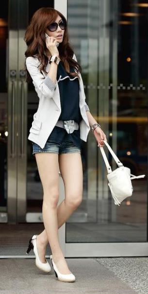 Bí quyết diện vest đẹp cho nữ công sở - 9