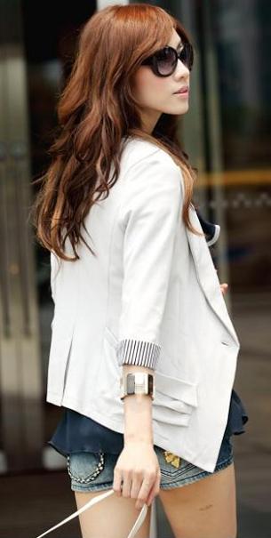Bí quyết diện vest đẹp cho nữ công sở - 10