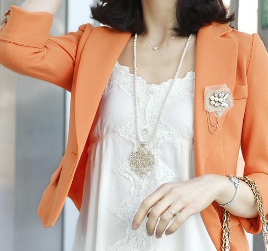 Bí quyết diện vest đẹp cho nữ công sở - 12