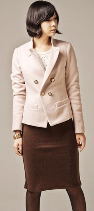 Bí quyết diện vest đẹp cho nữ công sở - 25