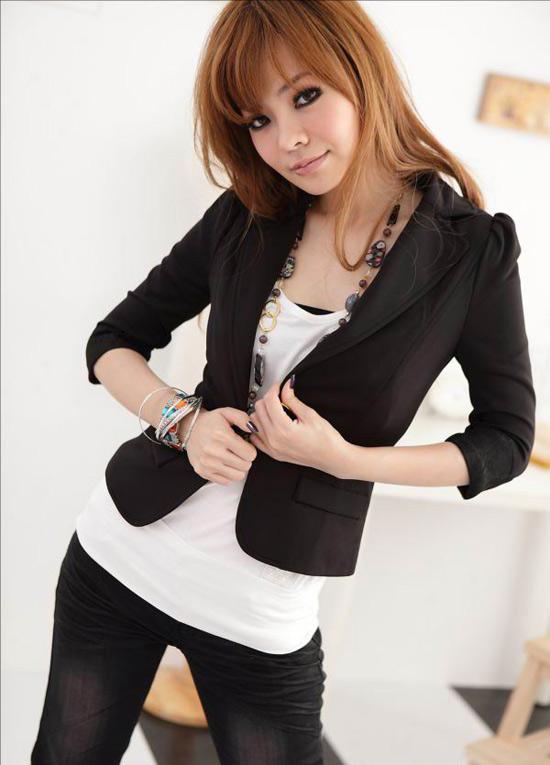 Bí quyết diện vest đẹp cho nữ công sở - 22