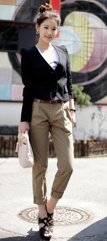 Bí quyết diện vest đẹp cho nữ công sở - 27