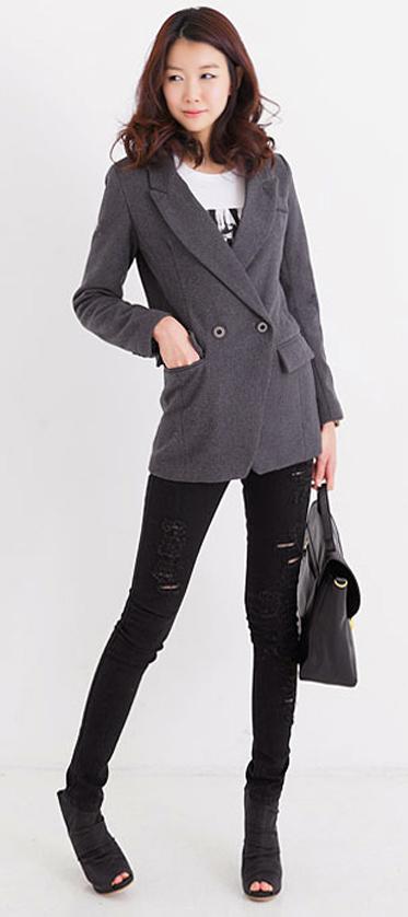 Bí quyết diện vest đẹp cho nữ công sở - 28