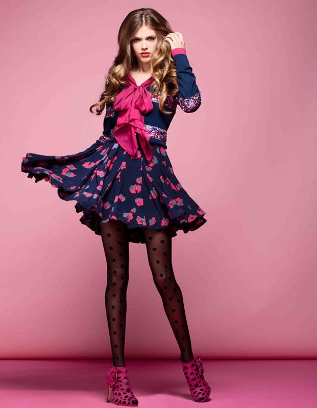 1001 cách mix váy áo ngọt ngào ấn tượng - 2