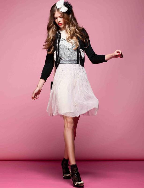 1001 cách mix váy áo ngọt ngào ấn tượng - 6