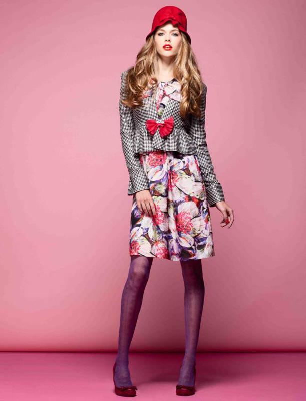 1001 cách mix váy áo ngọt ngào ấn tượng - 4