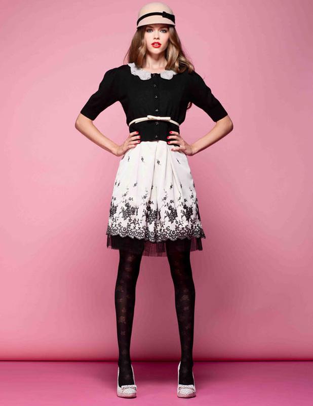 1001 cách mix váy áo ngọt ngào ấn tượng - 7