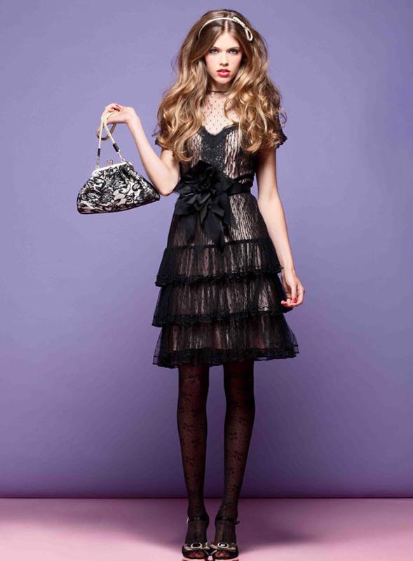 1001 cách mix váy áo ngọt ngào ấn tượng - 9