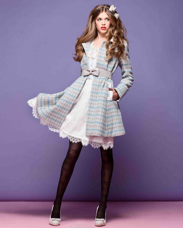 1001 cách mix váy áo ngọt ngào ấn tượng - 11