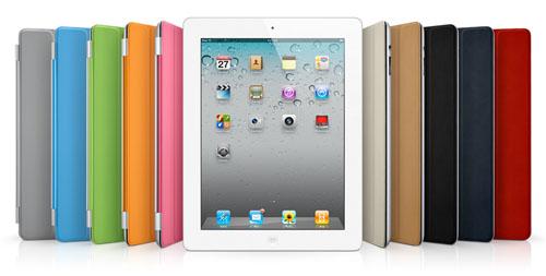 Apple giới thiệu 2 phụ kiện mới cho iPad 2 - 1