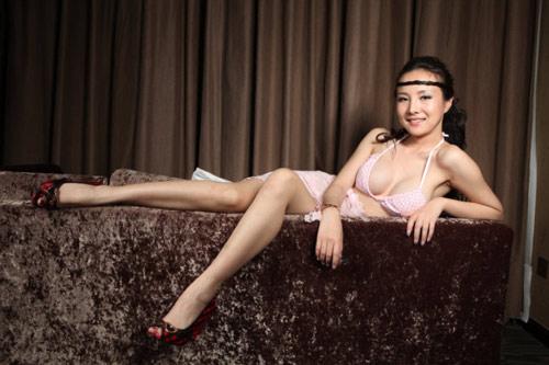 """Hot girl Gan Lulu tiếp tục tung """"ảnh nóng"""" - 12"""
