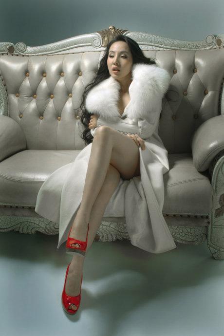 """Hot girl Gan Lulu tiếp tục tung """"ảnh nóng"""" - 13"""