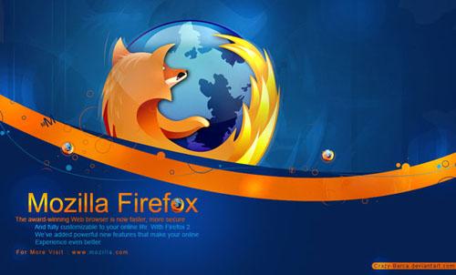 Mozilla vá lỗi Firefox - 1