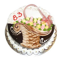 """Bánh kem 8/3: """"Món quà yêu thương"""""""