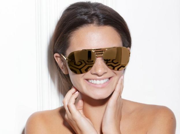 Victoria Beckham ra mắt bộ kính sành điệu - 7