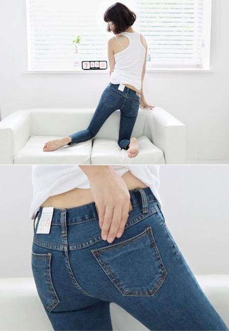 Mẹo mặc quần jeans rách tới công sở - 12