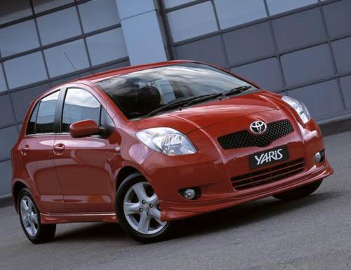 Toyota Việt Nam trình làng Yaris nhập giá 31.000 USD - 1