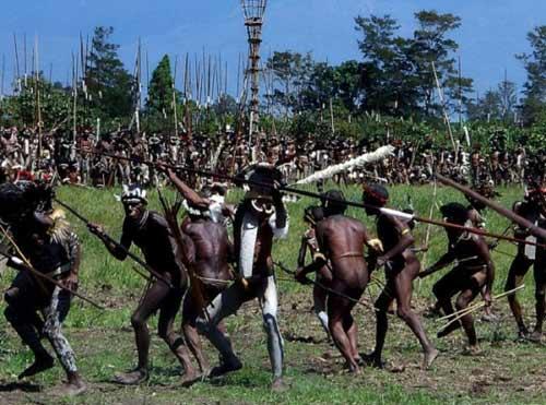 Hoang dã cùng thổ dân Baliem - 1