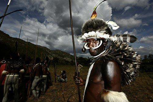 Hoang dã cùng thổ dân Baliem - 8