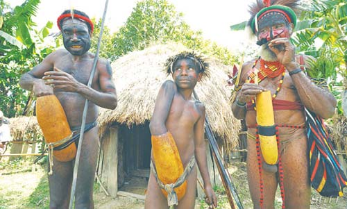 Hoang dã cùng thổ dân Baliem - 5