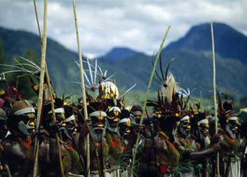 Hoang dã cùng thổ dân Baliem - 2