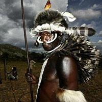 Hoang dã cùng thổ dân Baliem