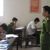Thông tin tuyển sinh các trường Công an nhân dân năm 2011