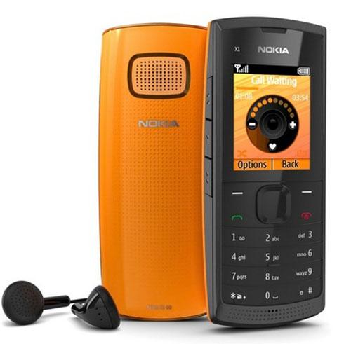 Nokia X1-00 có giá 47 USD - 1