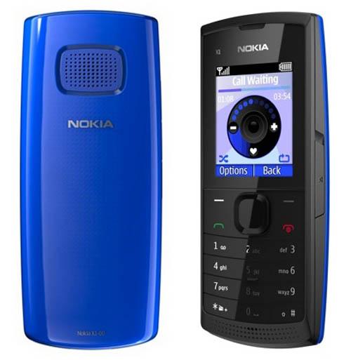 Nokia X1-00 có giá 47 USD - 2