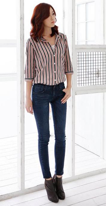 7 ngày phong cách với quần jeans - 3