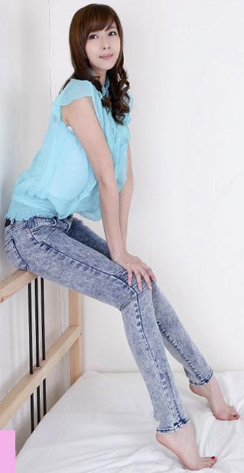 7 ngày phong cách với quần jeans - 6