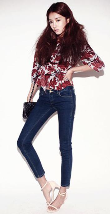 7 ngày phong cách với quần jeans - 5