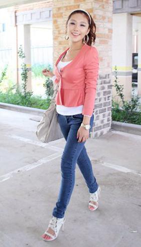 7 ngày phong cách với quần jeans - 12