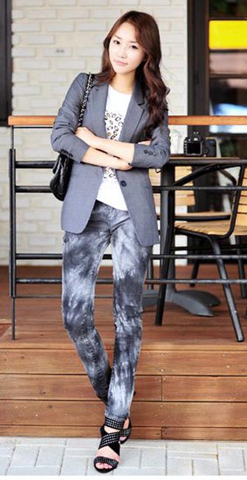 7 ngày phong cách với quần jeans - 16