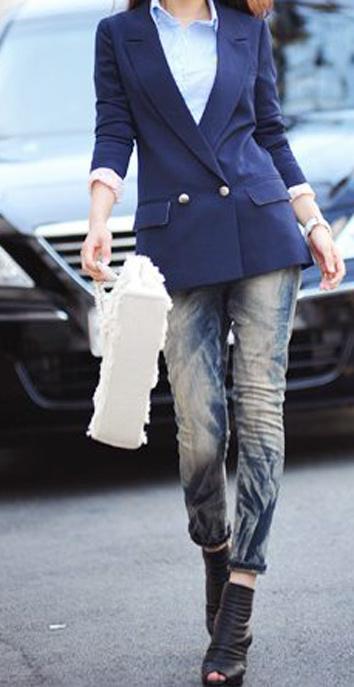 7 ngày phong cách với quần jeans - 19