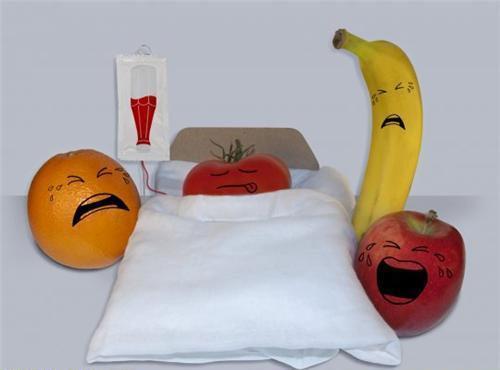 Những hình ảnh hài hước về thức ăn - 2