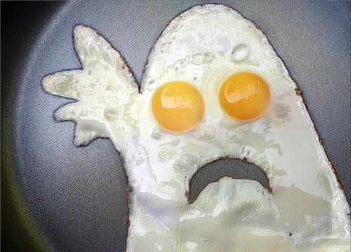 Những hình ảnh hài hước về thức ăn - 3
