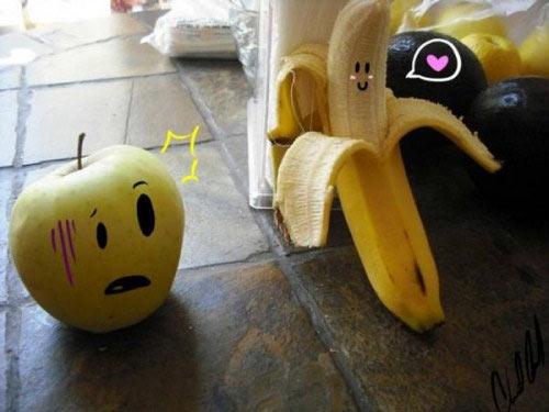 Những hình ảnh hài hước về thức ăn - 12