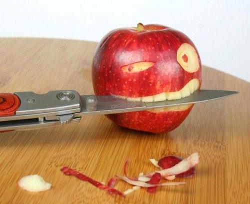 Những hình ảnh hài hước về thức ăn - 14