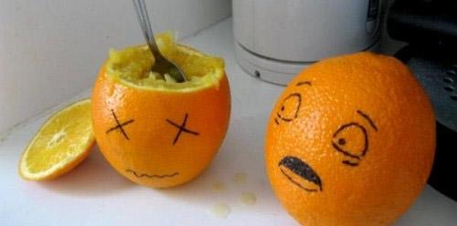 Những hình ảnh hài hước về thức ăn - 8