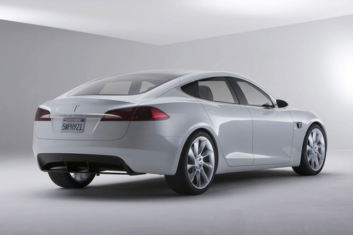 Tesla Model S có giá 57.400 USD - 3