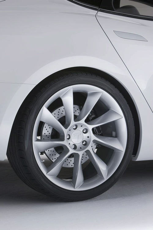 Tesla Model S có giá 57.400 USD - 10