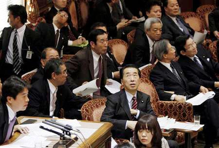 Động đất, sóng thần tàn phá Nhật Bản - 3