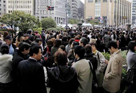 Động đất, sóng thần tàn phá Nhật Bản - 4