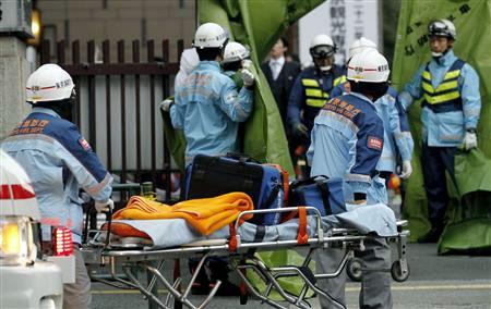 Động đất, sóng thần tàn phá Nhật Bản - 6