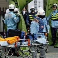 Động đất, sóng thần tàn phá Nhật Bản