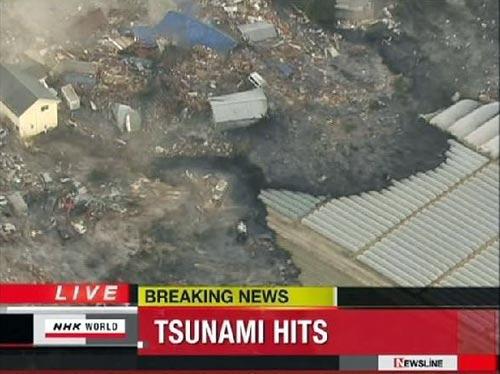 Chùm ảnh động đất sóng thần ở Nhật Bản - 4
